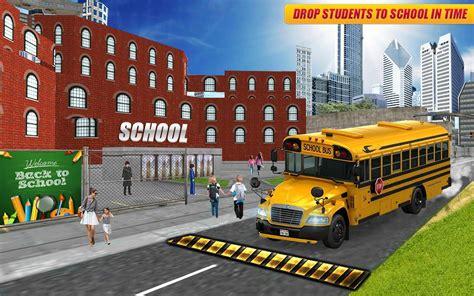 school bus simulator  drive  android apk