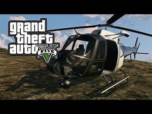 """GTA 5 ONLINE : Spawn Location """"Police Helicopter/Police ..."""