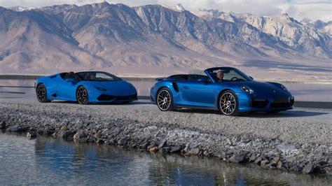 Top Gear S24, Ep2: Porsche Vs Lambo, Alfa Giulia Vs Bmw M3