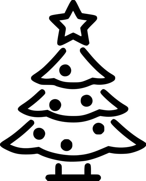 <header> </header> <main> <svg width=800 height=500. Christmas Tree Svg Png Icon Free Download (#550407 ...
