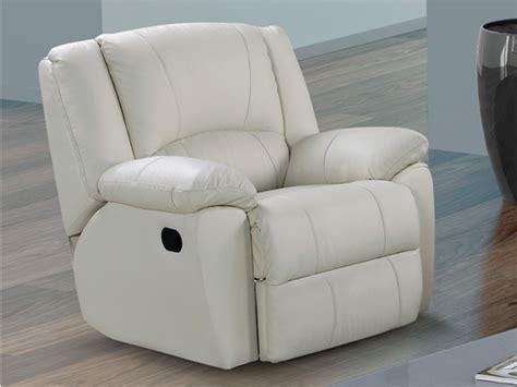 fauteuil relax pas cher fauteuil relax en cuir tissu