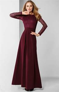 robe longue dentelle amazing bordeaux ge23893 With robe de cocktail combiné avec bracelet hipanema bordeaux