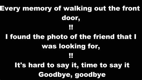 nickelback photograph letra da musica p lyrics