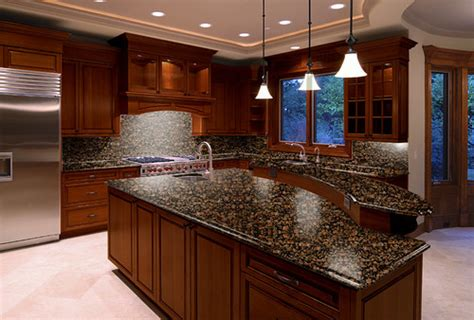 kitchen backsplash for black granite countertops baltic brown granite cabinets backsplash ideas 9048