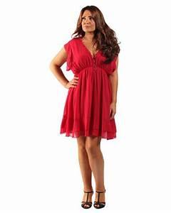Robe Femme Ronde Chic : tenue chic pour femme ronde photos de robes ~ Preciouscoupons.com Idées de Décoration