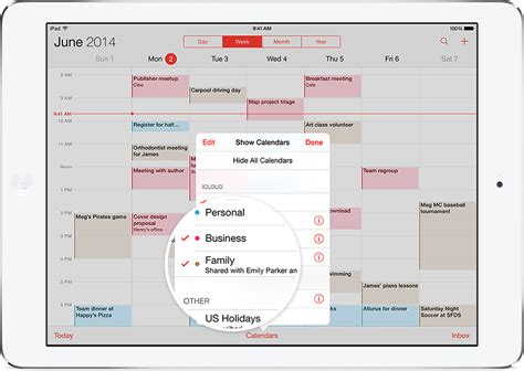best family calendar app for iphone calendars for apple calendar template 2016