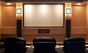 Make Your Living Room Theater Design Ideas - Amaza Design