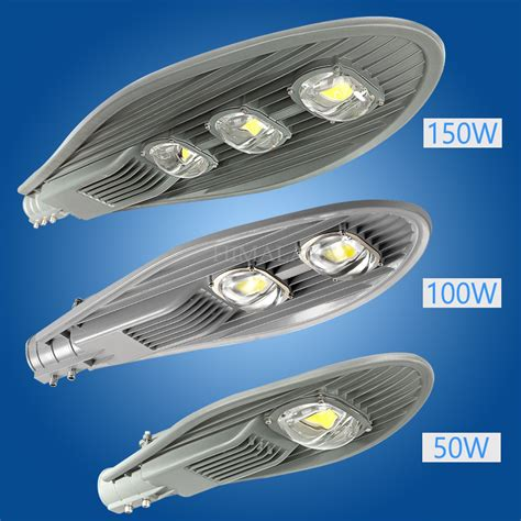 are led street lights bad toika 4pcs outdoor lighting led street light 30w 50w 100w