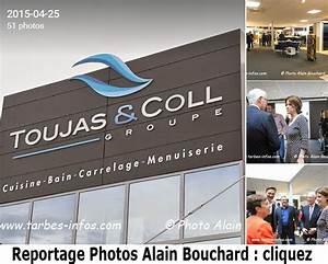 Toujas Et Coll : brillante inauguration de l 39 agence tarbaise toujas et coll ~ Premium-room.com Idées de Décoration