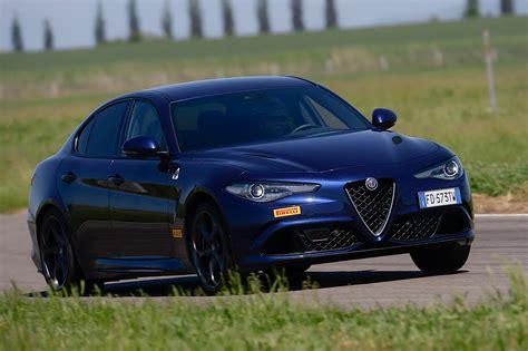 Driven Alfa Romeo Stelvio Meets The Giulia Family On The