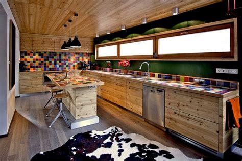 cuisine cholet la décoration chalet entre dans votre maison d 39 hiver