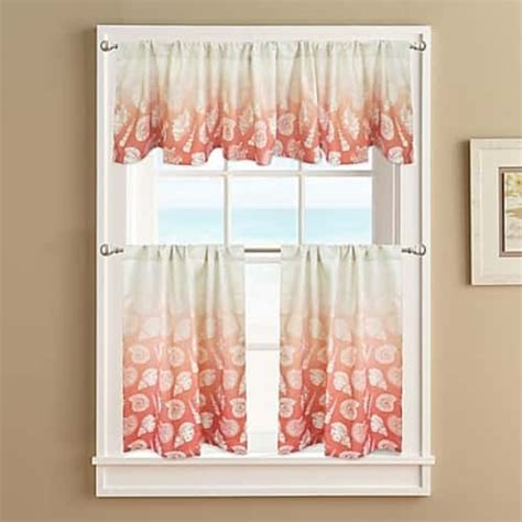 10 Attractive Coastal Kitchen Curtains Under $3300