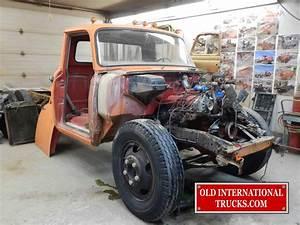 1969 1500 D  U2022 Old International Truck Parts