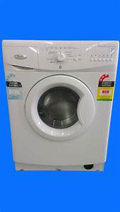Whirlpool 7 5kg Front Load Washing Machine  Wfs1072aw