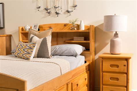 trendwood bunk beds trendwood palomino cinnamon captains bed mathis brothers