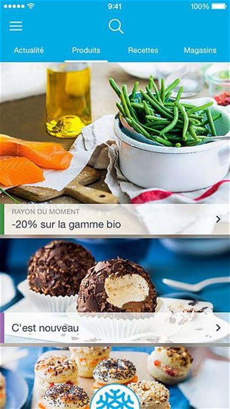 liste de recette de cuisine télécharger picard surgelés produits magasins recettes