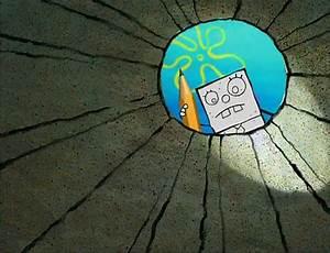 Register Computer Spongebuddy Mania Spongebob Characters Doodlebob