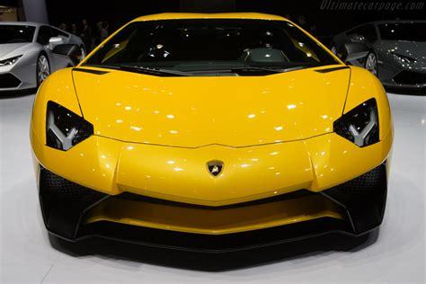 Lamborghini Aventador LP750-4 SV (2015 Geneva ...