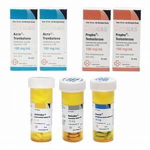 Pack Lean Mass Gain Advanced - Beligas Pharma   Trenbolone Acetate  6
