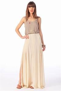 Robe Longue Style Boheme : robe boheme chic longue ~ Dallasstarsshop.com Idées de Décoration