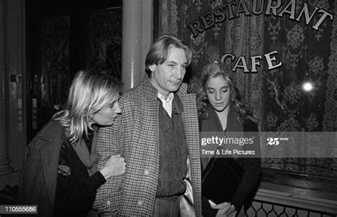 Watts, wife shirley and daughter seraphina credit: Charlie Watts with wife Shirley and daughter Seraphina News Photo - Getty Images