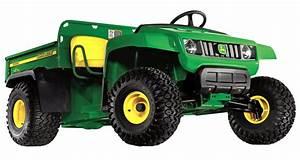 John Deere Recalls Utility Vehicles Powered By Kawasaki