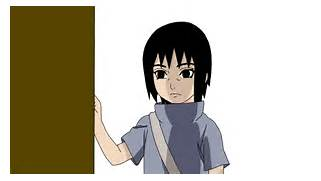 Itachi Kid Colored by ...