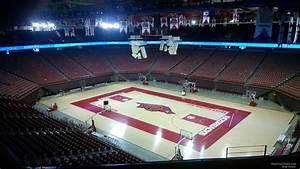 Bud Walton Arena Section 232