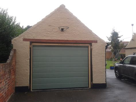 custom colour automatic sectional garage door garage door company grantham