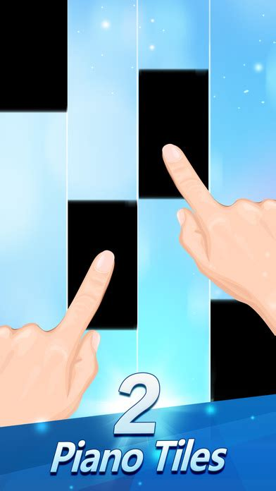 piano tiles app piano tiles 2 don t tap the white tile 2 app