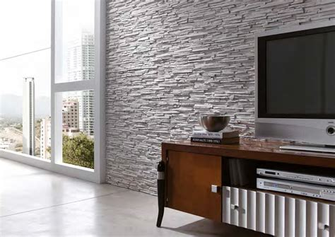 Easy and you can easily make those accent wall ok, you must be a stonemason. Pizarra Alpes Wall Panel - Feature Panels - Stone Wall ...
