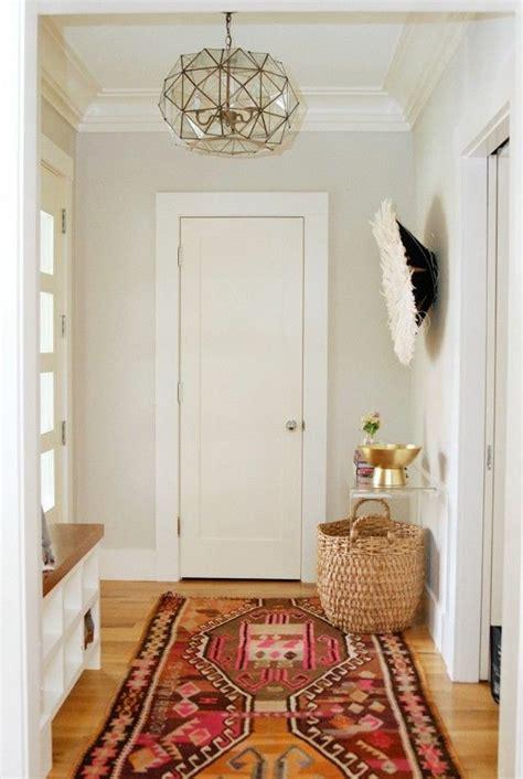 deco salon tapis berbere kilim pas cher pour le couloir