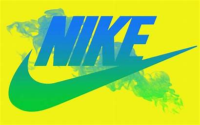 Nike Wallpapers Neon Cool Symbol Sign Background