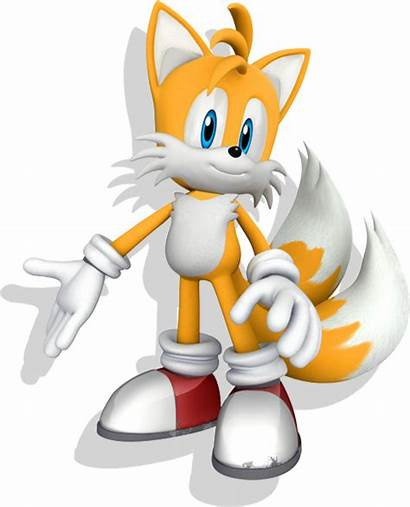 Tails Prower Miles Sonic Artwork Wiki 20th
