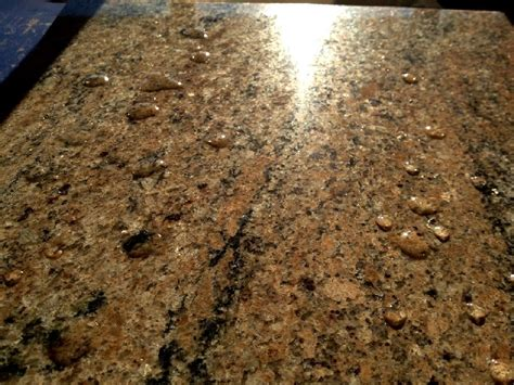What Do You Seal Granite Countertops With - granite countertop sealer naturalstonegranite