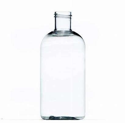 Plastic Bottle Clear Pet 250ml