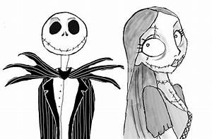 Jack and sally ← a people Speedpaint drawing by Jebjosi ...