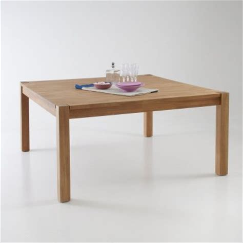table carr 233 e ch 234 ne massif 8 couverts adelita la redoute pickture