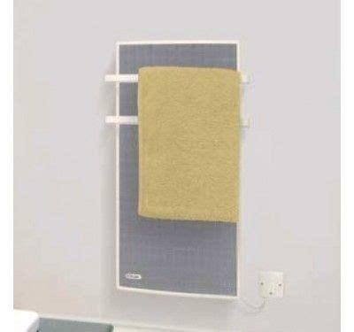 dimplex apollo apl bathroom panel heater white