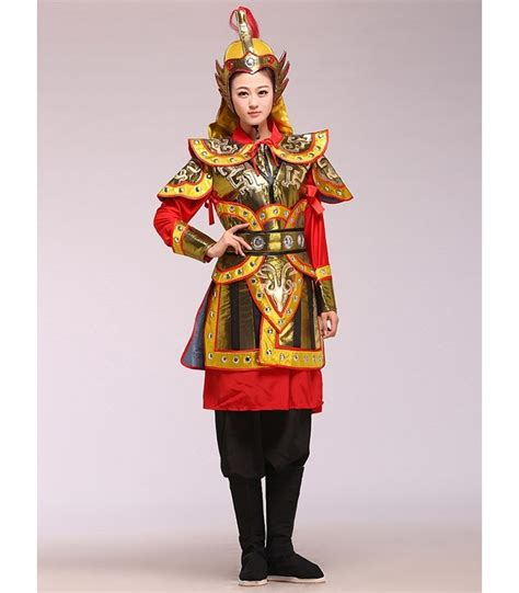 delicate ancient style chinese clothing hua mulan goodorient