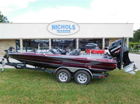 Triton Boats Oklahoma by Triton New And Used Boats For Sale In Ok