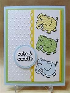 1000 images about handmade cards baby on Pinterest
