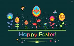 Happy Easter wallpaper - Holiday wallpapers - #1259