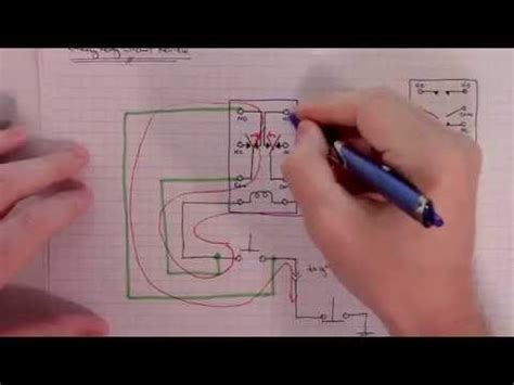 How Build Selectable Latching Relays Circuit Part