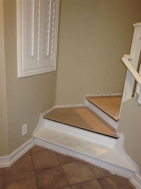 hometalk removing carpet  stairs  painting