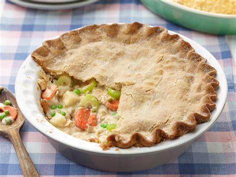 comfort food chickless pot pie recipe trisha yearwood food network