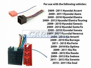 Aftermarket Stereo Install Radio Wire Harness  Amplified