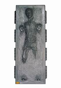Han Solo in Carbonite Standup Cutout