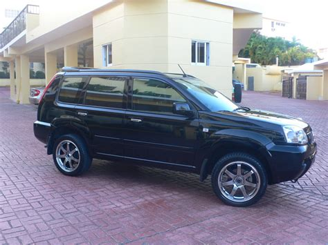 Nissan X Trail Modification by 34463446 2007 Nissan X Trail Specs Photos Modification