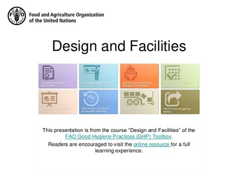 design  facilities